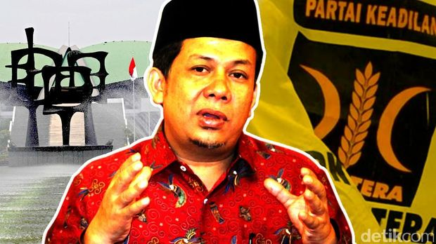 PKS Tagih Janji Golkar Soal Pencopotan Fahri dari Pimpinan DPR