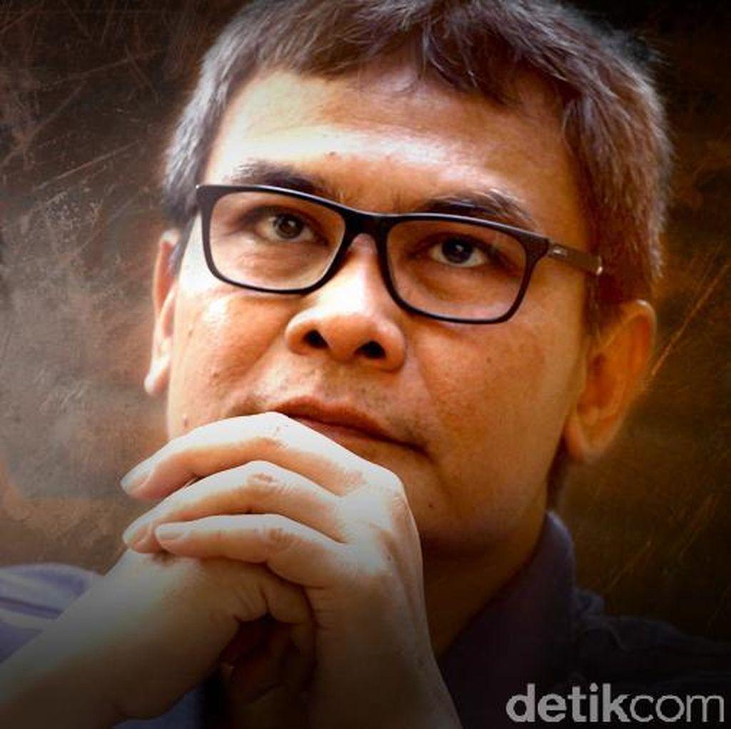 Langkah Johan Budi: Jubir KPK, Jubir Istana, Kini Caleg PDIP