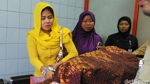 Kesedihan Istri Ditinggal Budi Anduk
