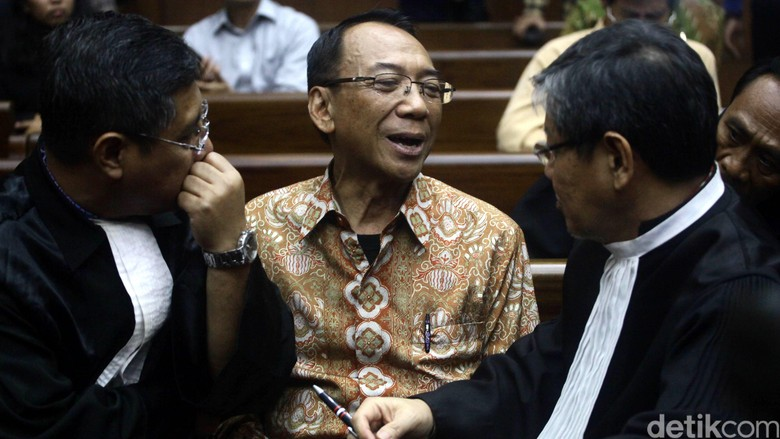 Giliran Jero Wacik dan Choel Mallarangeng Ajukan PK