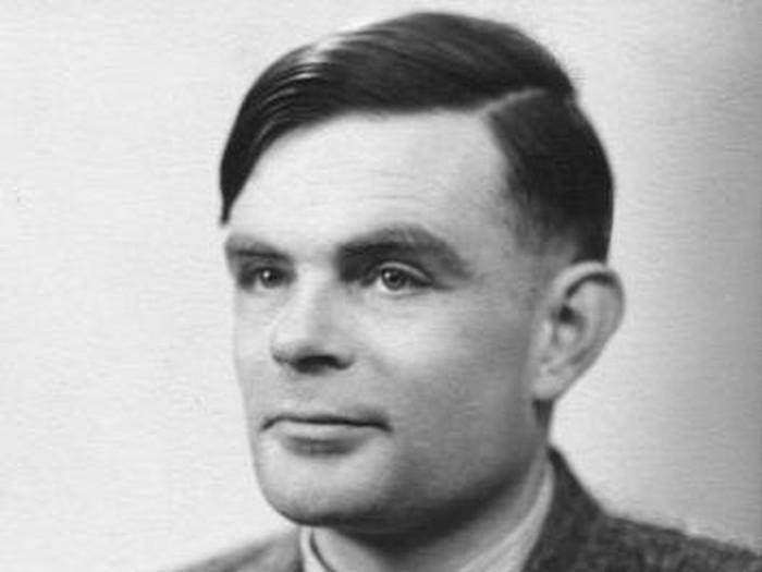 Alan Turing. Foto: Wikipedia