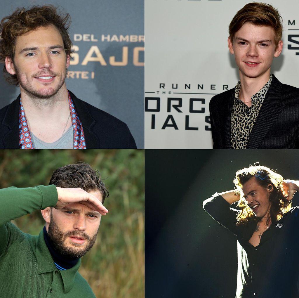Deretan Seleb Pria Hollywood yang Curi Perhatian Wanita di 2015