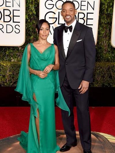 Will Smith dan Jada Pinkett Smith. Foto: Getty Images