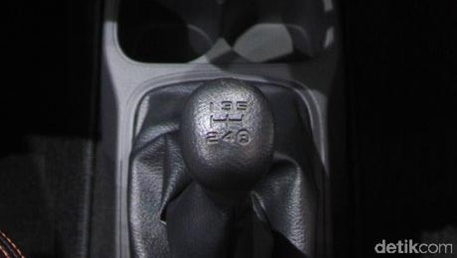 Transmisi manual. Foto: detikOto