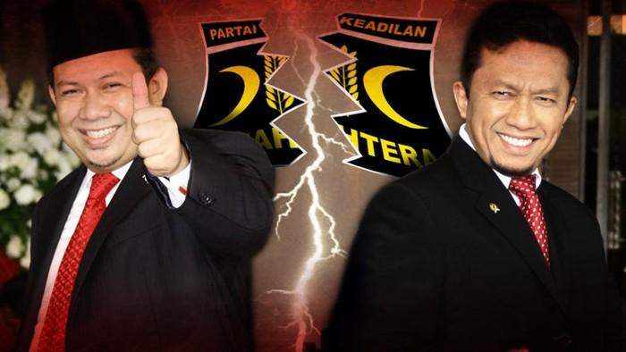 Tifatul vs Fahri