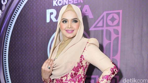 Cantiknya Siti Nurhaliza