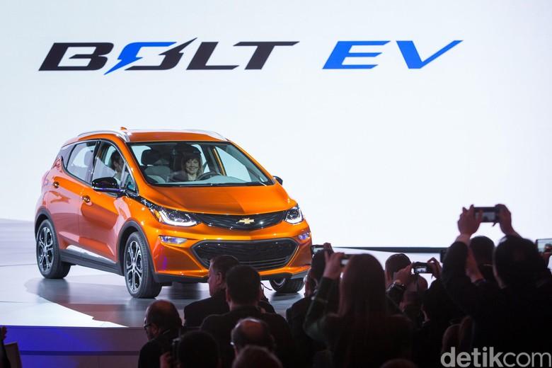 Mobil listrik Chevrolet Bolt. Foto: General Motors
