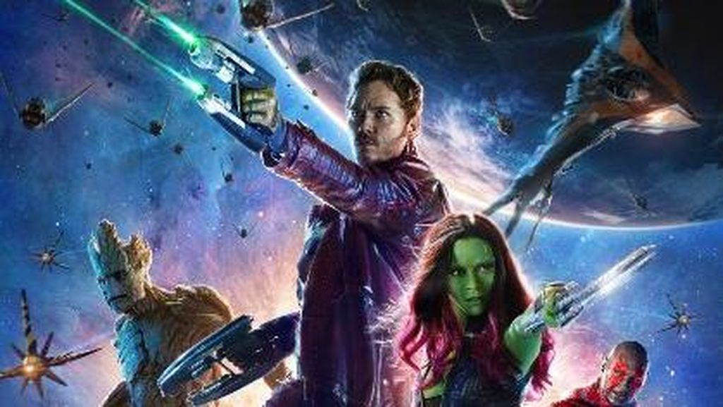 Sutradara Guardians of the Galaxy Dipecat, Michael Rooker Hapus Twitter