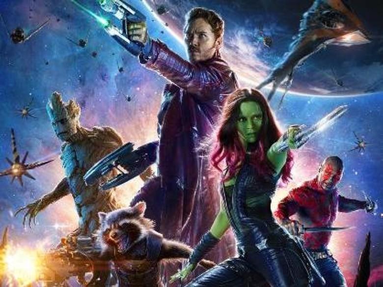 James Gunn Serius Bikin Spin-off Guardians of the Galaxy?