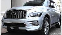 Ini Mobil Infiniti yang Terakhir Dibawa ke Indonesia