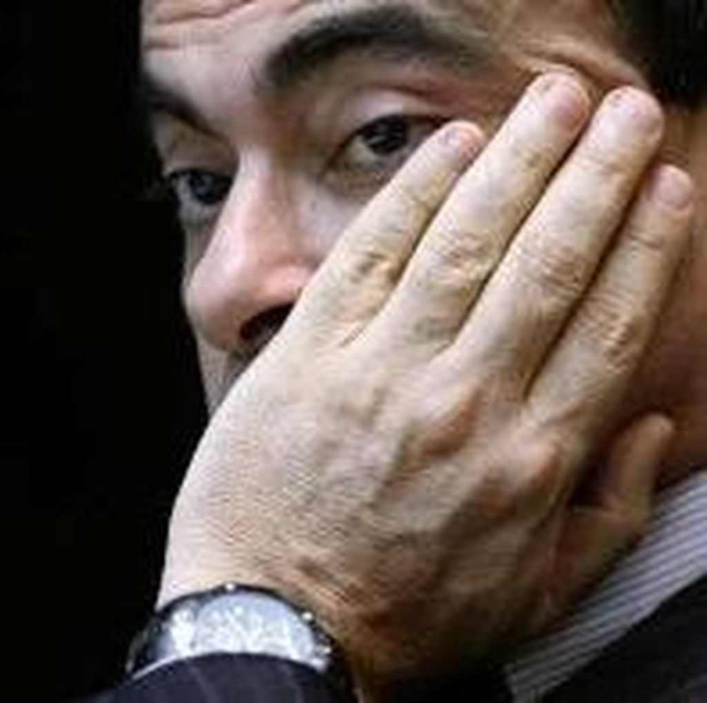 Bos Nissan Ditangkap Jepang!