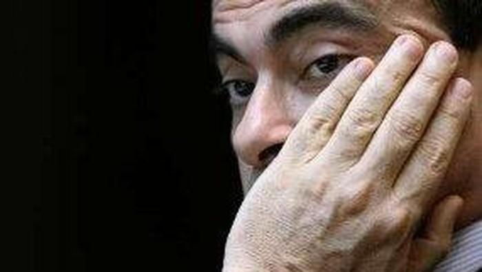 CEO Renault dan Nissan Carlos Ghosn