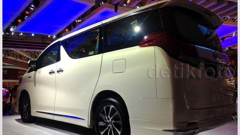 Beli Mobil Toyota Gratis Alphard