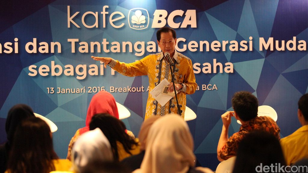 Mencetak Wirausaha Muda BCA