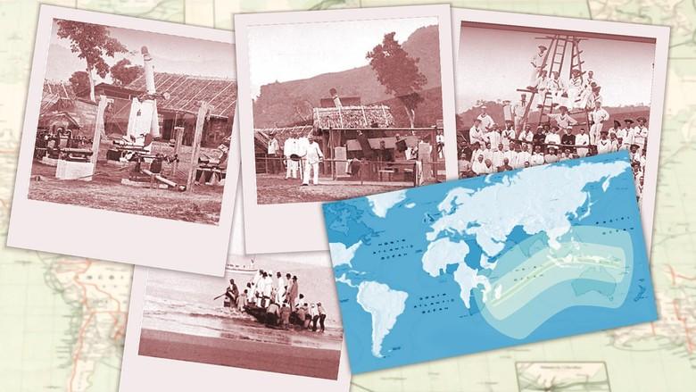 Istimewanya Gerhana Matahari Total 1901 di Indonesia