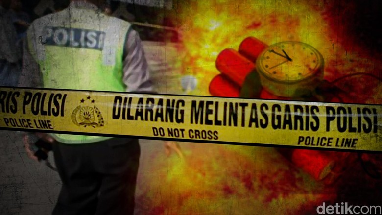 Bom di Gereja Surabaya, Saksi: Ada Getaran Seperti Gempa