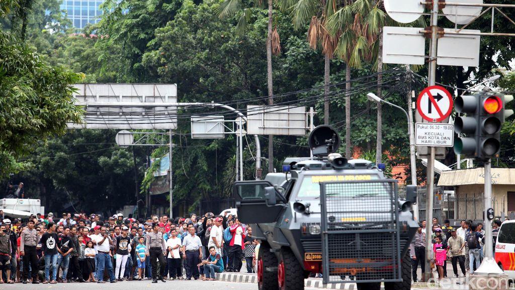 Kemenpar Keluarkan Pernyataan Terkait Ledakan Thamrin