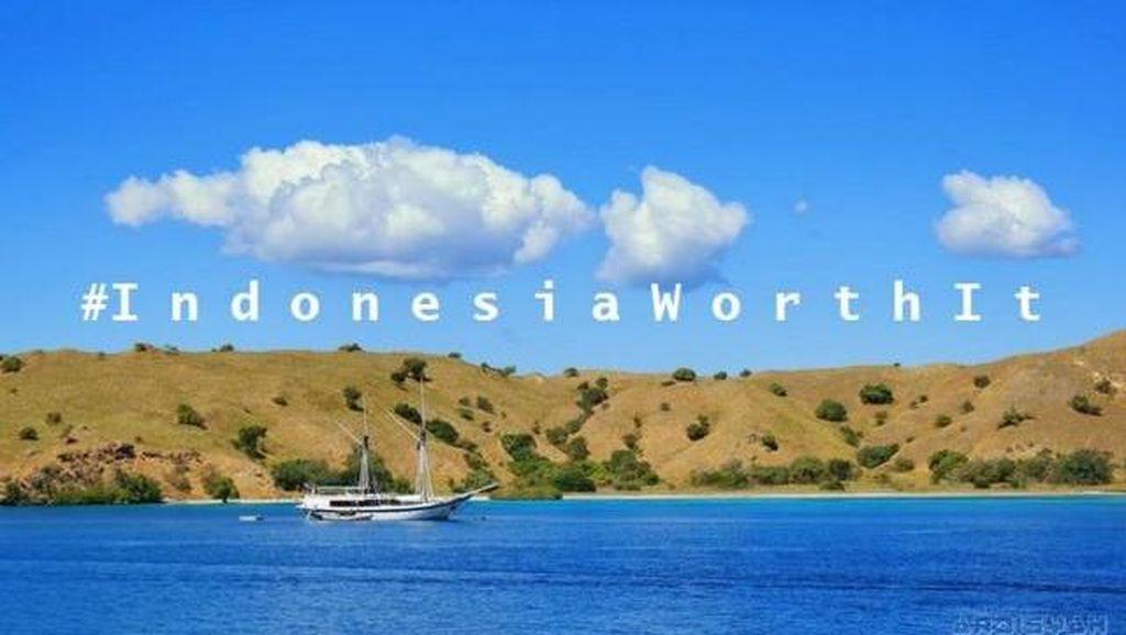 #IndonesiaWorthIt, Para Traveler Bela Indonesia Pasca Ledakan Thamrin