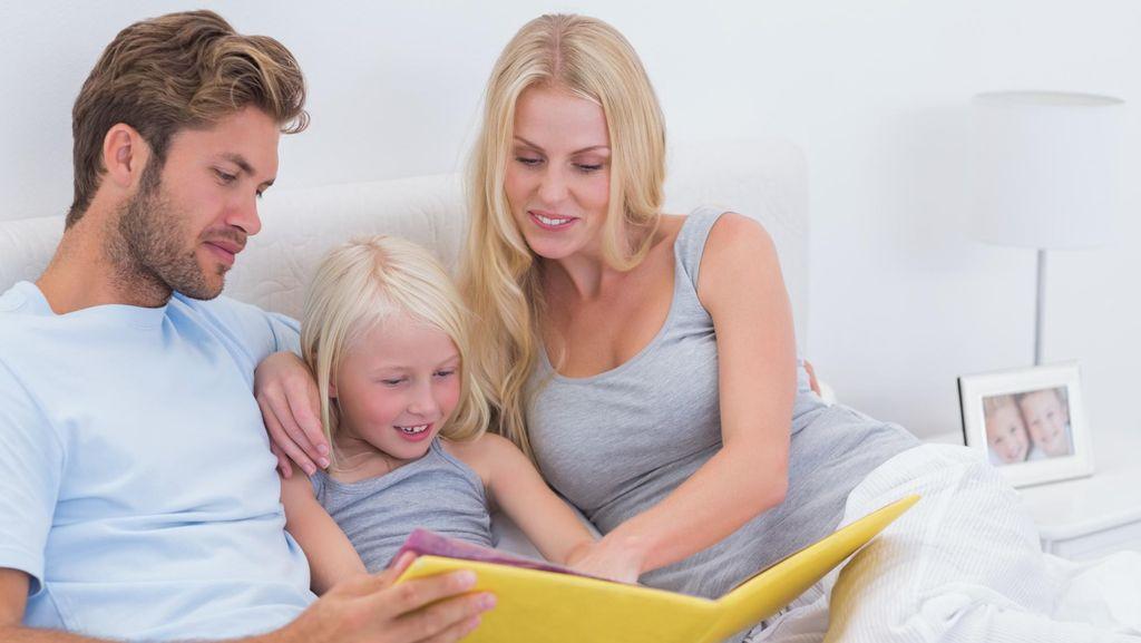 Habiskan Waktu Bareng Anak dan Suami Juga Bisa Jadi Me Time bagi Ibu Lho