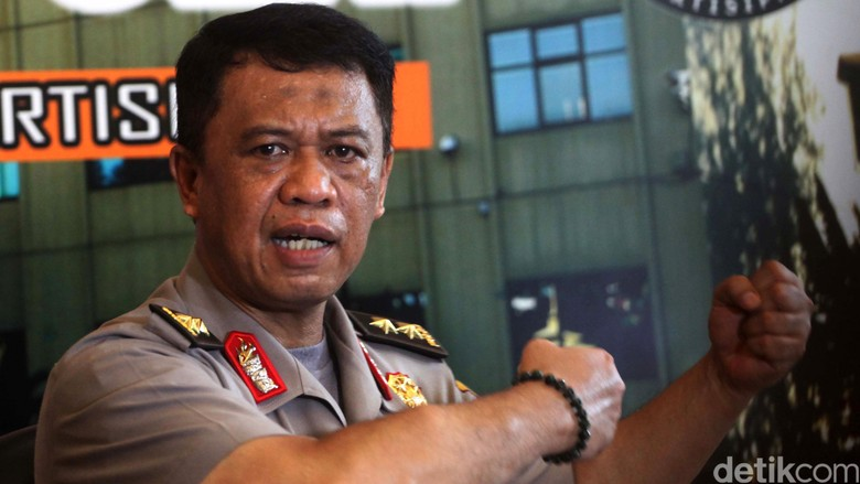 Jabat Kapolda Sulsel, Anton Charliyan Seperti Pulang Kampung