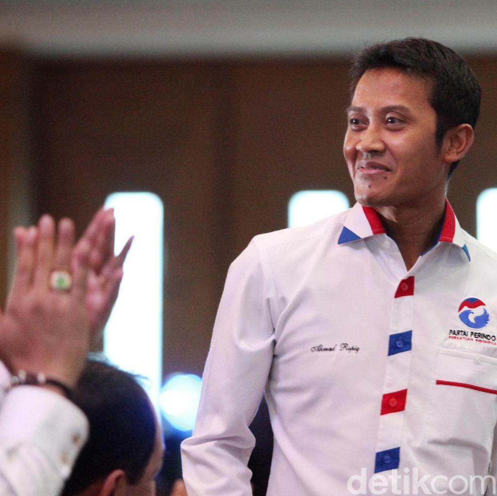 Terancam Tak Lolos DPR, Perindo Yakin Tembus Dobel Digit di 2019