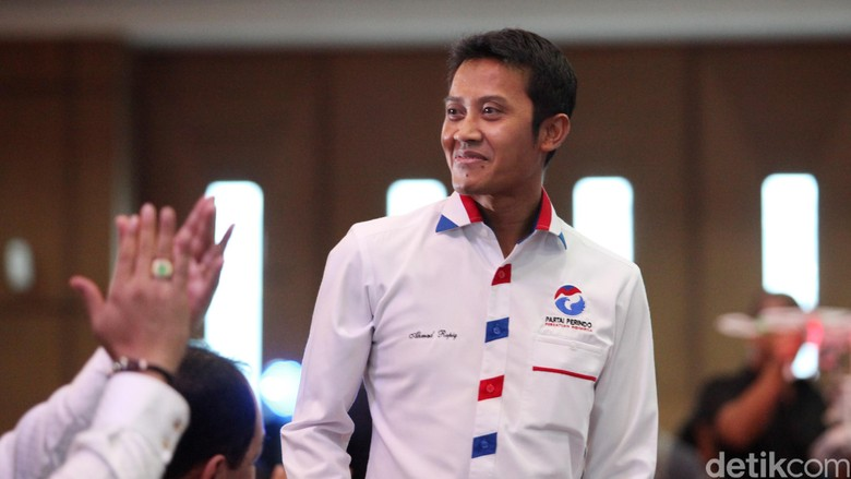 Lucky Hakim Ngaku Ditawari Kontrak Sinetron Rp 10 M, Perindo: Hoax!