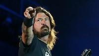 Anak Dave Grohl Bawakan Lagu Punk bareng Ayahnya