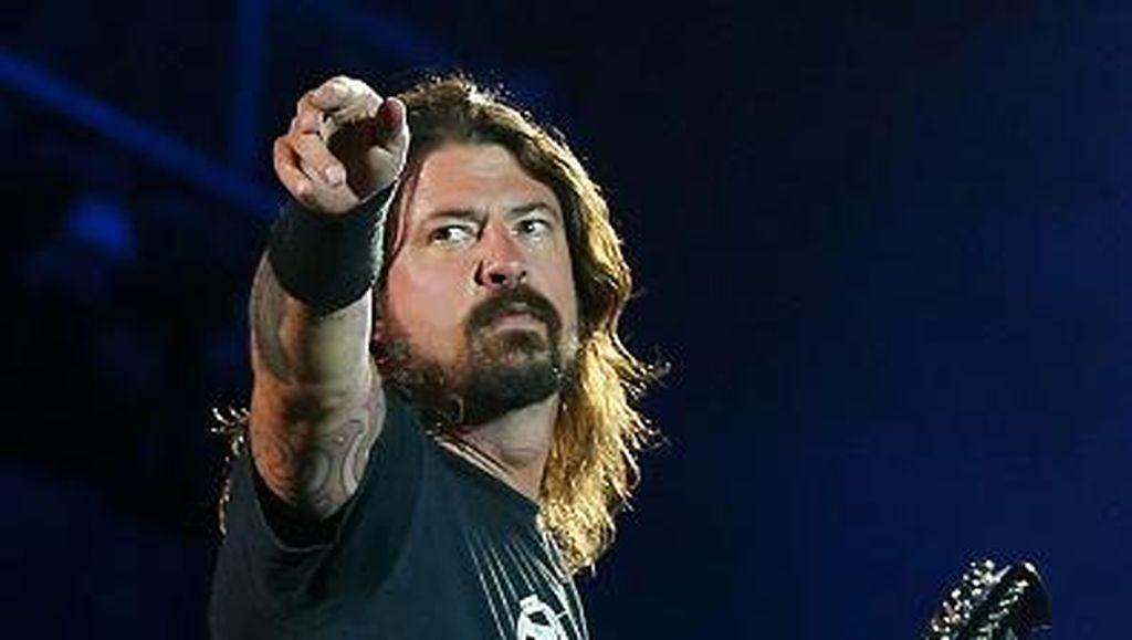 Ambisi Dave Grohl untuk Foo Fighters: Harus Lebih Baik dari Metallica!