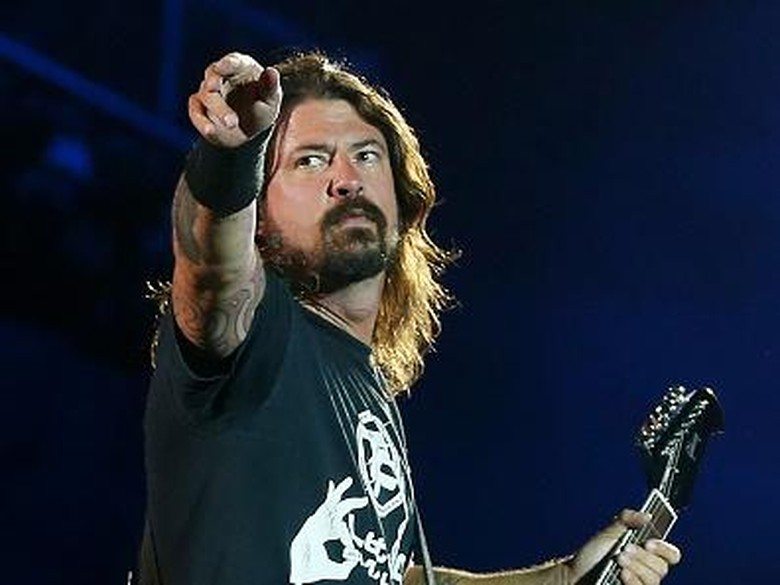 Dave Grohl Foto: Chris Hyde