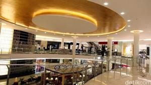 Ekonomi RI Lesu, Apakah Bikin Pengunjung Mal Sepi?