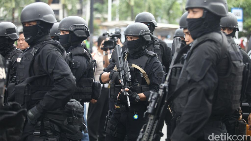 Terduga Teroris di Bali Hendak Buang HP-Laptop ke Air untuk Hapus Jejak
