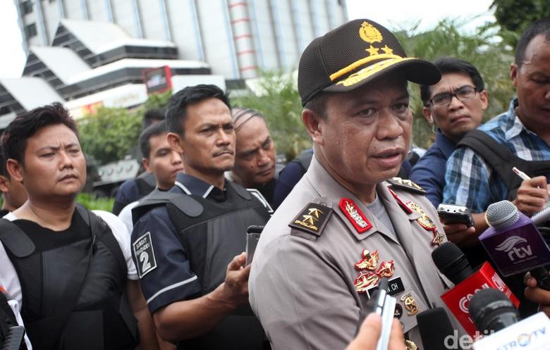Polri Awasi Khusus Aceh karena Pernah Jadi Tempat Latihan Teroris