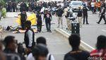 Thamrin Saat Dibom 2 Tahun Lalu dan Penampakannya Kini