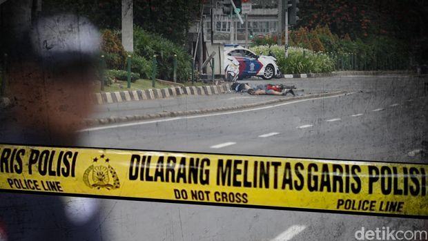 Januari: Jakarta Diteror Bom dan Dampaknya bagi Psikis serta Fisik
