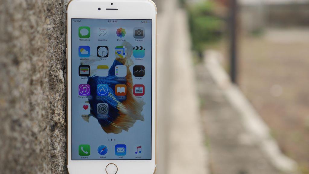 Lawan Android Murah, Apple Geber Lagi iPhone 6S