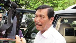 Luhut Heran, Angka Kematian Corona Tak Sampai 500 Orang