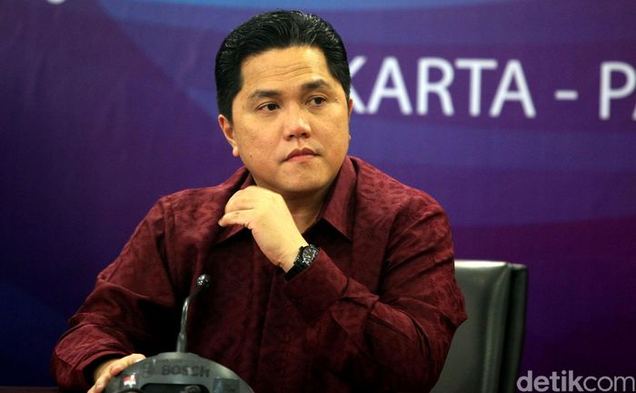 Erik Thohir dengan tegas menyatakan kalau KOI dan 41 pengurus cabang olahraga di Indonesia sama sekali tidak terpengaruh dengan gangguan kecil yang sempat melanda Ibu Kota.
