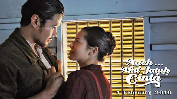 Cuplikan Romantika Pevita dan Chicco di Film Aach... Aku Jatuh Cinta