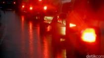 Ini Titik-titik Kemacetan di Jakarta Sore Ini