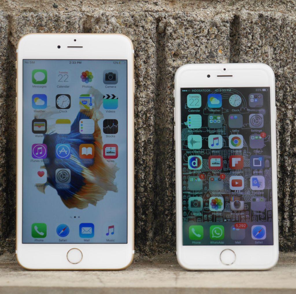 Kisah Sedih Penyuplai Layar iPhone dari Jepang