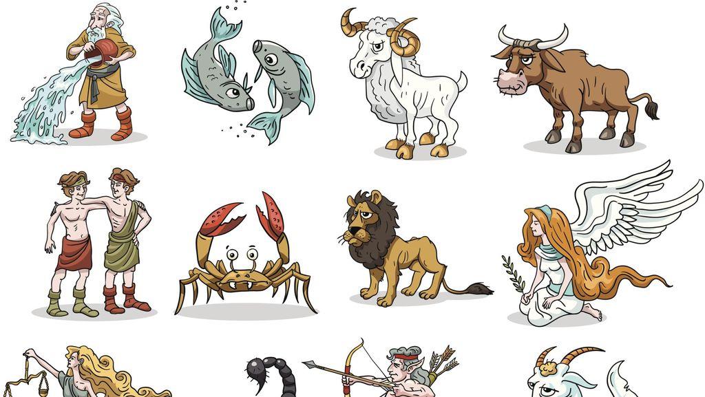 Ramalan Zodiak 17 April: Cancer Jangan Sampai Goyah, Pisces Segera Bangkit