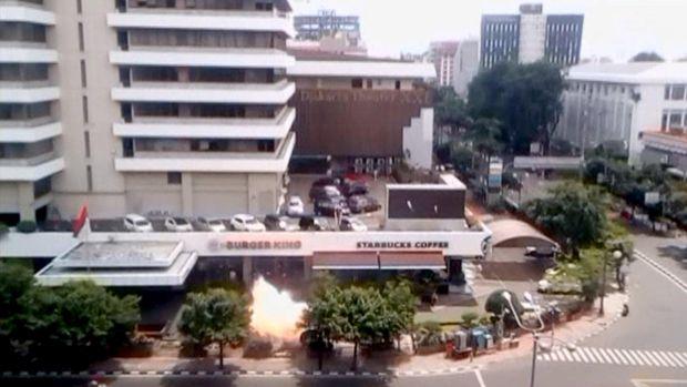 Ledakan Bom Thamrin
