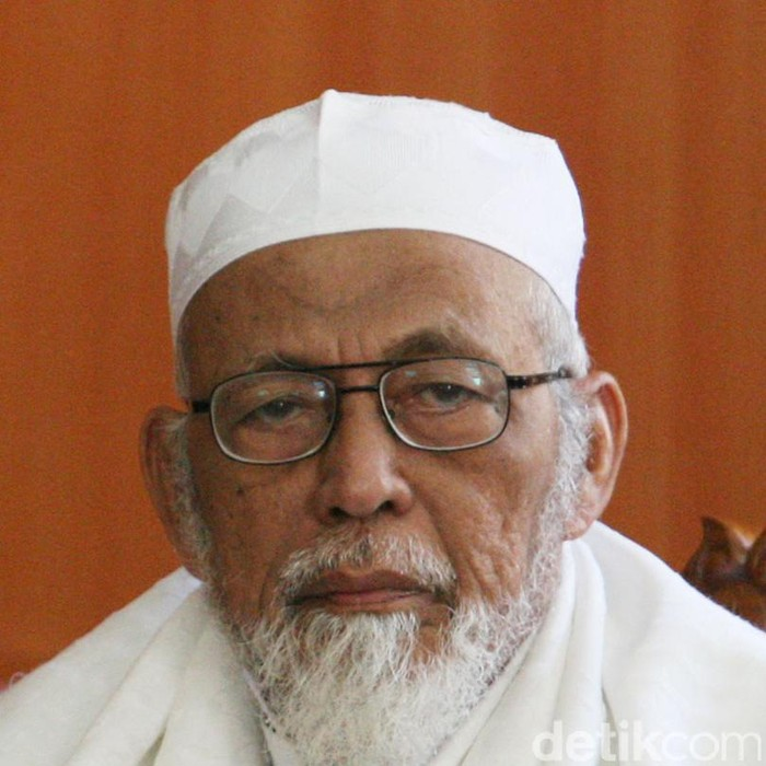 Terpidana kasus terorisme Abu Bakar Baasyir