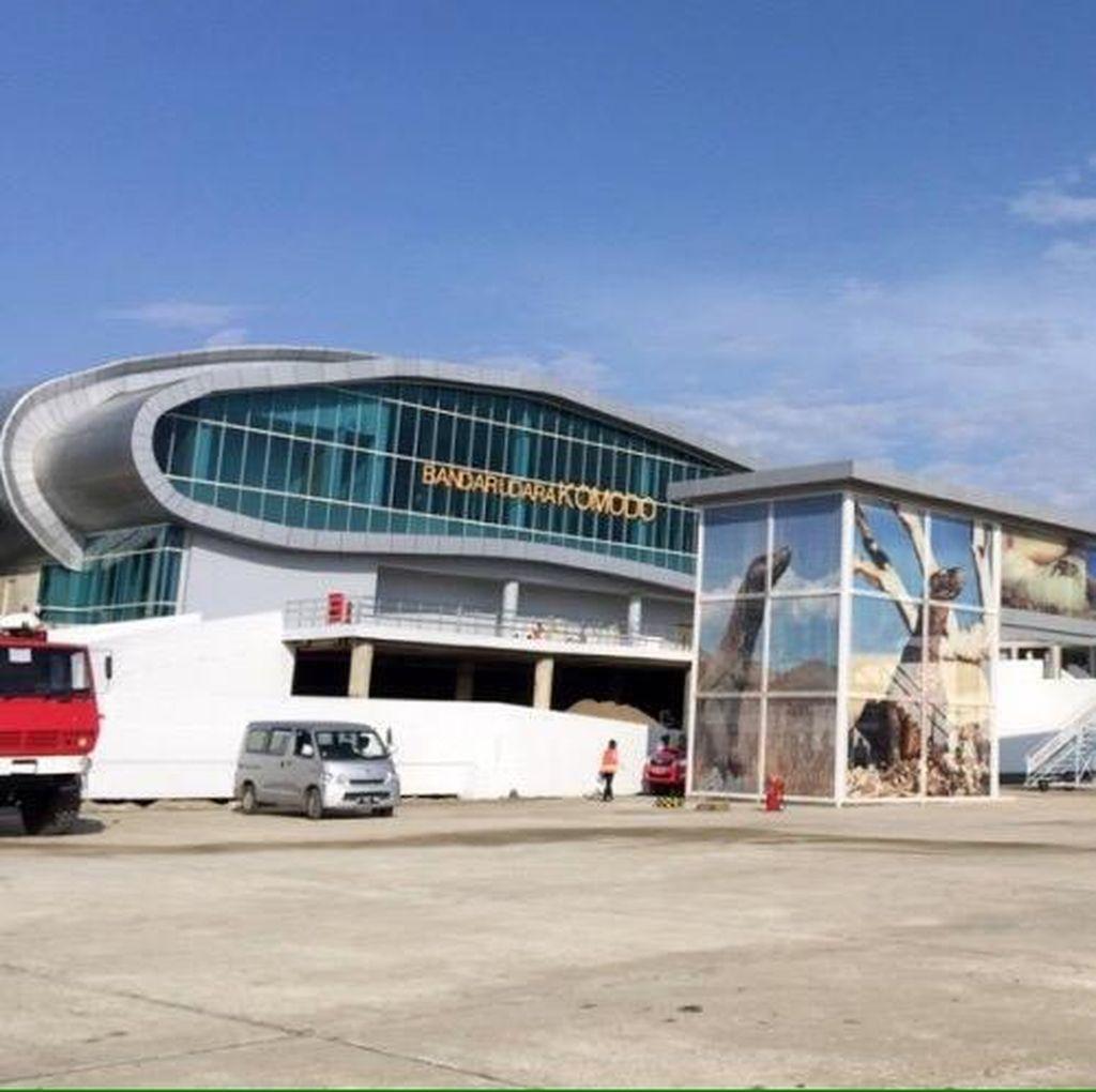 Dicari Investor Garap Bandara Komodo Rp 3 T, Mau?