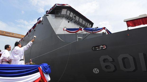 Eks Dirut PT PAL Didakwa Terima Fee Penjualan Kapal Perang