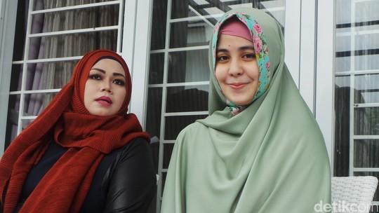 Penampilan Risty Tagor Pasca Melahirkan Anak Kedua