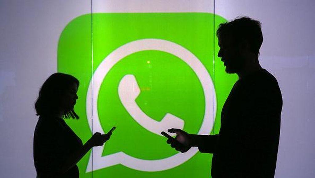 WhatsApp Jajal Fitur Tambah Teman Pakai QR Code