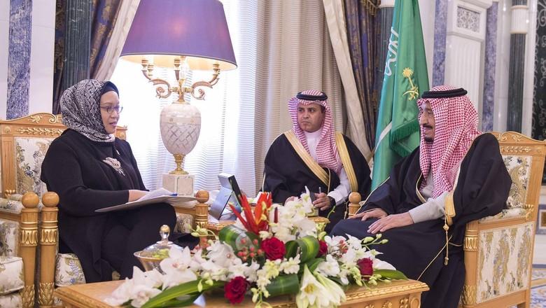 Indonesia Dukung Perdamaian Arab Saudi dan Iran, Kedua Negara Apresiasi