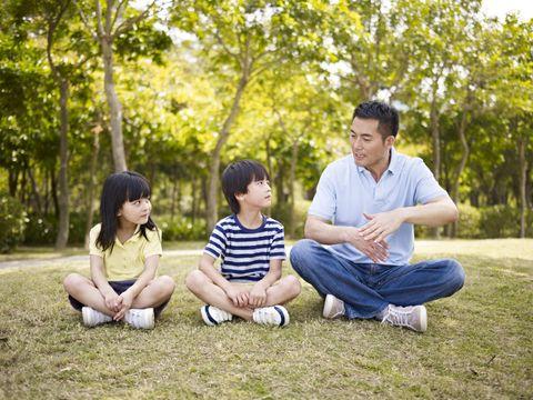 Dear Suamiku, Yuk Belajar Mengasuh Anak Bersama/
