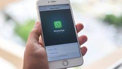 WhatsApp Bisa buat Kirim Bitcoin
